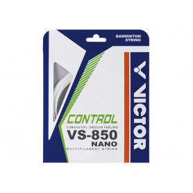 Badmintonový výplet Victor VS-850 Nano White