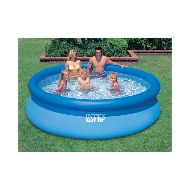 Samostaviteľnej bazén Intex Easy 366 x 76 cm