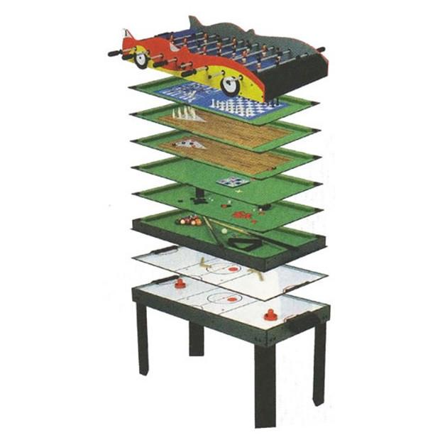 Hrací stůl SPARTAN 9 v 1
