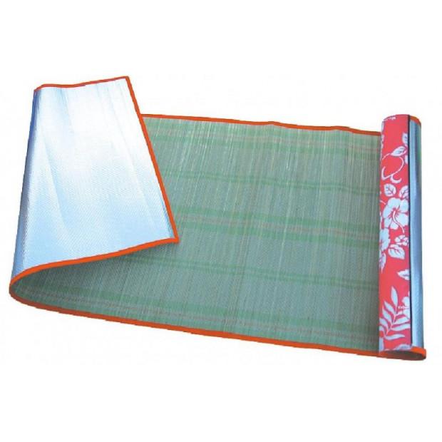 Rákosová rohož alu, solar 190x70 cm