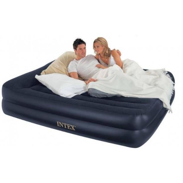 Nafukovacia posteľ Intex Queen