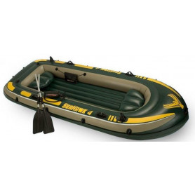 Nafukovací člun Intex Seahawk 4 set