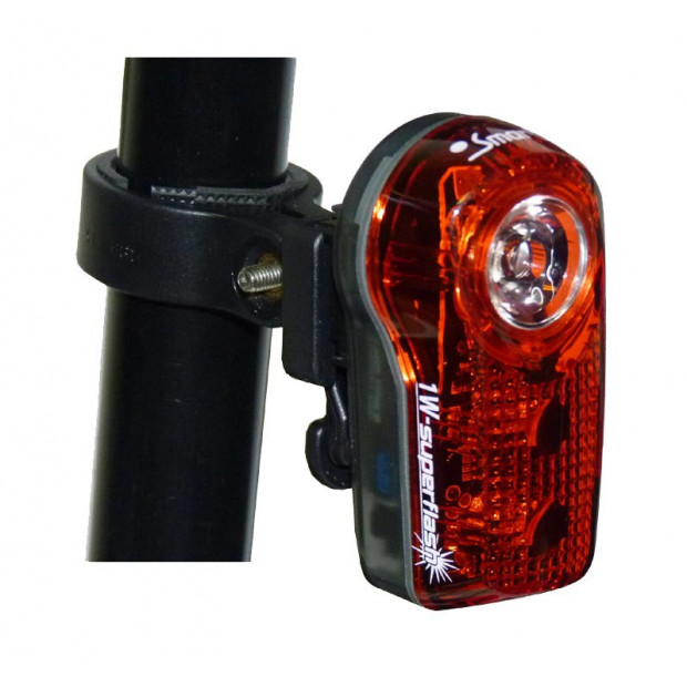 Blikačka zadná SMART 317 R 1 WATT LED
