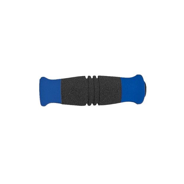 Gripy molitan s prelismi modro-čierne