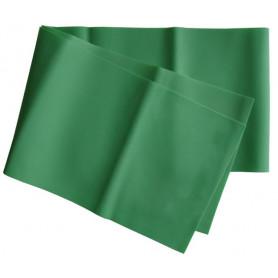 Gumová posilovací stuha na aerobic - zelená
