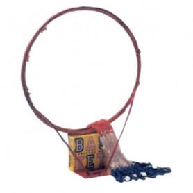 Basketbalová obroučka SPARTAN 10 mm se síťkou