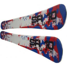 Carvingové sjezdové lyže SR10 160 cm