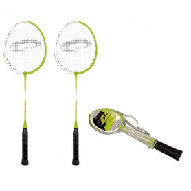 Sada na badminton Spokey FIT ONE GREEN