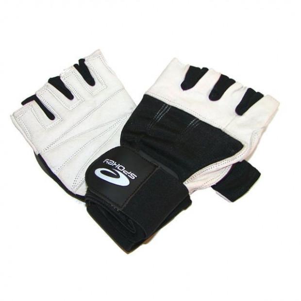 Fitness rukavice Spokey Guanta