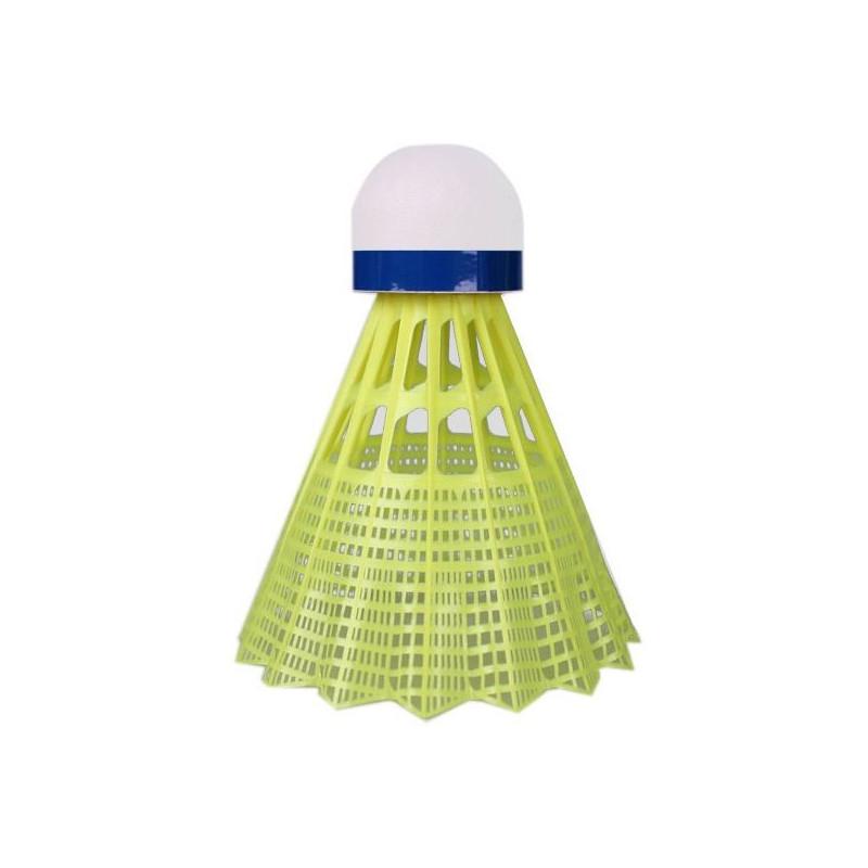 Badmintonové míče Yonex Mavis 350 (3ks) - žluté