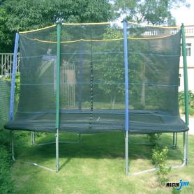 Ochranná sieť MASTERJUMP na trampolínu 300 x 210 cm