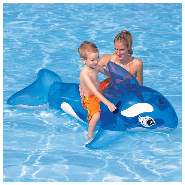 Nafukovacie plávajúce Veľryba Intex 152 x 114 cm