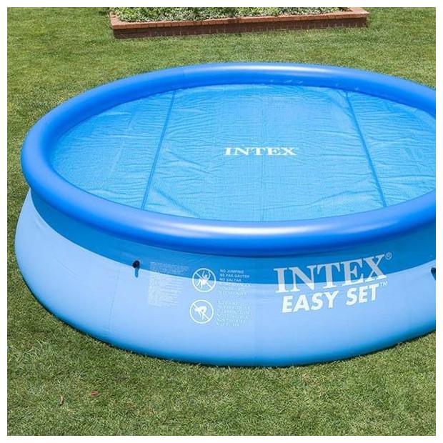 Solárna bazénová plachta Intex 305 cm