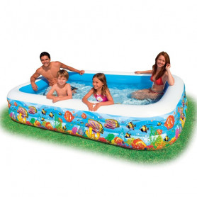 Bazén POTISK obdélník