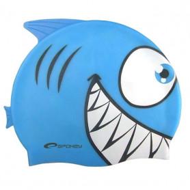 Plavecká čiapka Spokey Rekinek Žralok