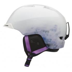 Lyžařská helma Giro Chapter white bokeh