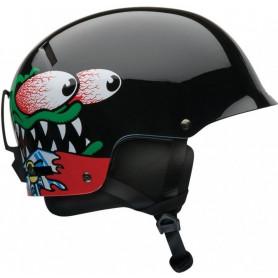 Lyžařská helma Giro Revolver Santa Cruz slasher