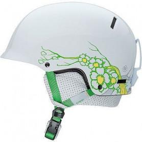 Lyžařská helma Giro Revolver white blossom