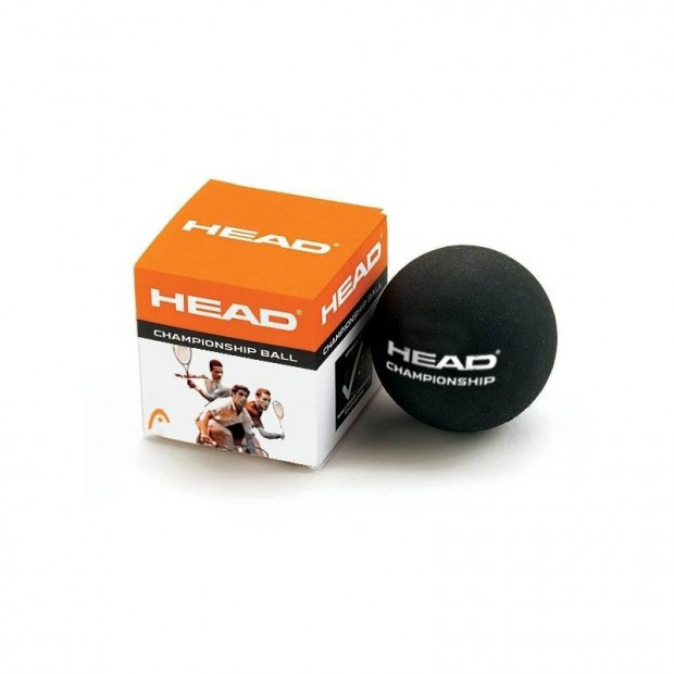 Loptička na squash Head Championship - 2 žlté bodky