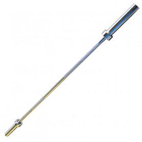 Vzpěračská tyč olympijská rovná - 180 cm do 315 kg