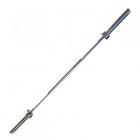Vzpěračská tyč olympijská rovná - 150 cm do 315 kg