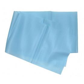 Gumová posilňovacia stuha na aerobic - modrá