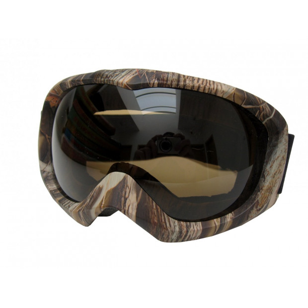 Snowboardové okuliare senior dvojsklo
