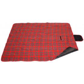 Pikniková deka Merco Hike 150 x 180 cm skládací