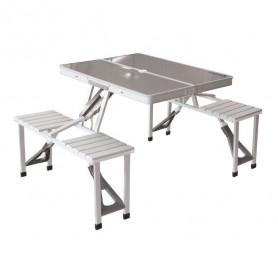 Campingový stůl KING CAMP Deluxe 4 set