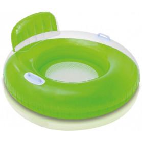 Nafukovací sedátko do vody Intex 119 cm