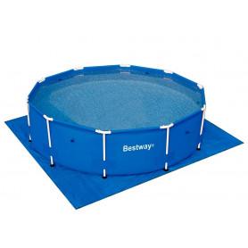 Plachta pod bazén Bestway 274 x 274 cm