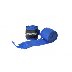Boxerské bandáže AXERFIT Blue 2 ks