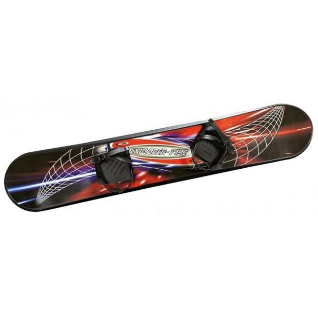 Snowboard Spartan detský plast 130 cm