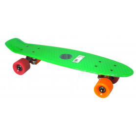 Penny board AXERFIT Fish California Green