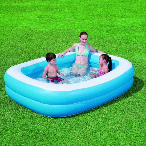 Nafukovací bazén Bestway Family 201 x 150 x 51 cm