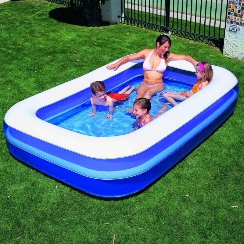 Nafukovací bazén Bestway Family 262 x 175 x 51 cm