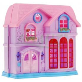 Domeček pro holky Pink Roof
