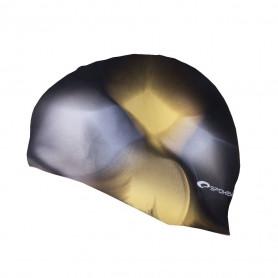 Plavecká čepice Spokey Abstract silikonová