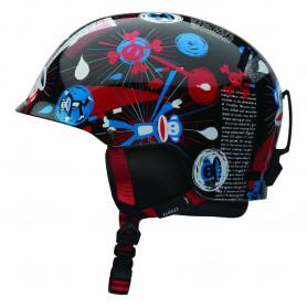 Lyžařská helma Giro Tag Paul Frank Gamma Ray