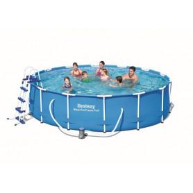 Bazén rodinný s konstrukcí 427 x 100 cm