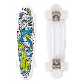 Skateboard Street Surfing FUEL BOARD Skelectron