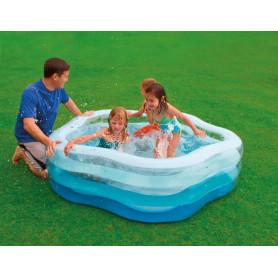 Bazén nafukovací PĚTIUHELNÍK 185x180x53