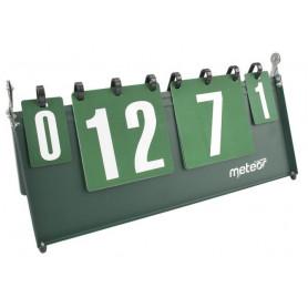 Ukazatel skóre Meteor 0-30 bodů, 0-7 setů