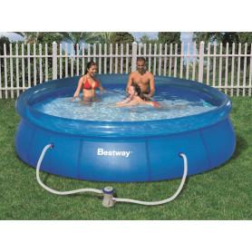 Samostavěcí bazén Bestway Fast Set 366 x 76 cm s filtrací