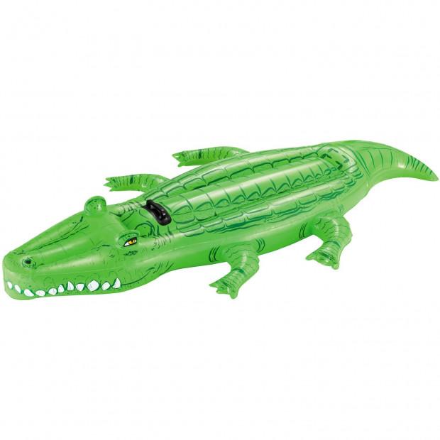 Nafukovací krokodíl Bestway 168 x 89 cm