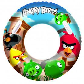 Nafukovací kruh Bestway Angry Birds 91 cm