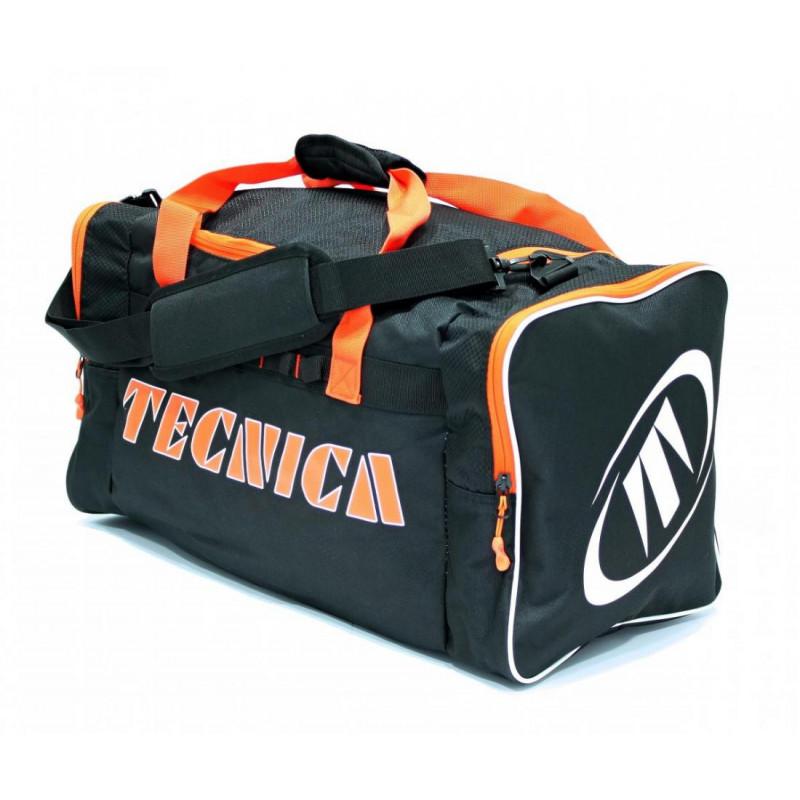e6a3ba8406 Sportovní taška Tecnica Black Orange - ŽijemeŠportom.sk