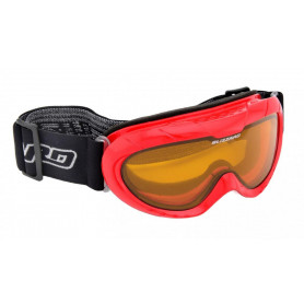 Lyžařské brýle Blizzard 902 DAO Kids/Junior Red Shiny