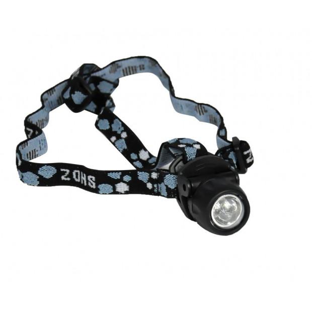 Čelovka Axer Bike 3x LED