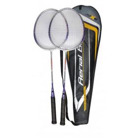 Badmintonový set raket Axer Sport Aerial Blitz
